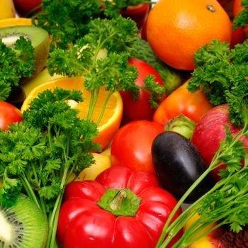veggies and fruits. involved-veggies, fruit,
